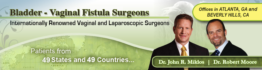 Bladder Vaginal Fistula Surgeons